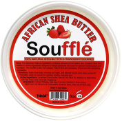 Taha African Shea Butter Souffle Strawberry Scented