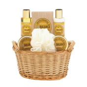 Gift Baskets For Her, New Home Happy Birthday Gift Basket Bath
