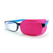 6pcs Girl's Girls' Eye Patch For Children To Treat Amblyopia Six Patch Per Order Pink by ewinever