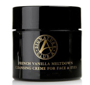 Signature Club A French Vanilla Meltdown Cleansing Creme for Face and Eyes