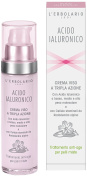 L'Erbolario Hyaluronic Acid Triple Action Face Cream for combination skin 50ml