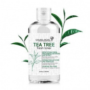 Natural Pacific Tea Tree Fresh Toner 250ml Remove dead skin cells, Sebum care, Hydration effect, Anti-ageing