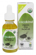 cocokind Organic Chia Facial Oil
