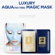 LINDSAY Aqua(tea-tree)Magic mask 5pcs set