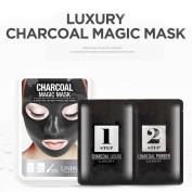 LINDSAY Charcoal magic mask 5pcs set