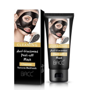 Sankuwen Cleaning Anti-blackhead Peel-off Mask, Bamboo Charcoal, BACC