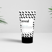 Reveal – Luminizing Activated Charcoal Peel Off Mask - Deep Pore Cleansing Mask. Best Blackhead Peel Off Remover Mask. Detoxifies and Purifies Your Skin.