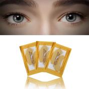 OVERMAL 24k Gold Eye Collagen Ageing Wrinkle Under Crystal Gel Patch Anti Mask