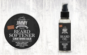Uncle Jimmy Beard Softener 60ml + Uncle Jimmy Beard Oil 60ml