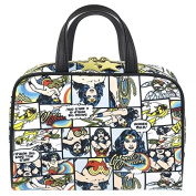 SOHO Wonder Woman Weekender Cosmetic Bag