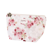 Cosmetic Bag,Tosangn Make up Cosmetic Pouch Toiletry Wash Organiser