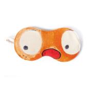 ToHe Travel Eye Masks, Funny Sleep Masks, Face Sleeping Eye Mask Cover Travel, 100% Handicraft - Safety and Sleep for Men, Women, Girls, Kids