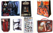 STAR WARS DELUXE stationery ACTIVITY SET
