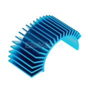 540 550 Alloy Motor Heat Sink Blue 1/10 Scale RC Buggy Car