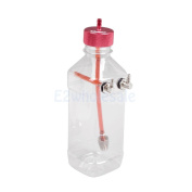 Fuel Oil Tank 360ML with Cap for Gas Plane Aircraft