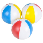 Pool Fun! Bulk Pack Squirting Beach Balls 1 Dozen