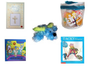 Children's Gift Bundle - Ages 0-2 [5 Piece] Includes