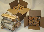 Wilson Enterprises Split Firewood, White Birch