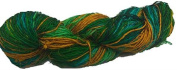 Knitsilk Simple Multicolor Sari Silk Yarn -