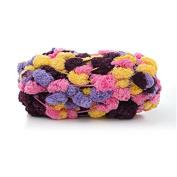 Celine lin Big Ball Thick Scarf Yarn Baby Blanket Yarn Sofa Cushion Coarse Hand Crocheting Yarn,150g,Multicolored022