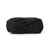Celine lin One Skein Fancy Crochet Cloth Yarn Hand Knitting Rugs Woven Crocheted Basket Blanket Yarn 100g£¬Black