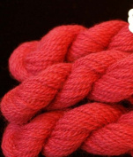 Paternayan Ndlpnt 3-ply Wool Yarn-Colour-971-Christmas Red-mini 8 yd skeins-2 mini-skeins in this listing