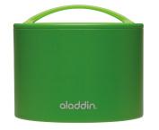 Aladdin Leak Proof Bento Lunch Box, Green, 0.6 Litre