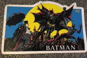Batman placemat