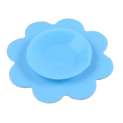 Skyflying Baby Toddler Kids Magical Anti-slip Silicone Tableware Suction Mats Double-sided Coaster Thick Washable Portable Dish Bowl Cup Suction Mats(pack of 3)