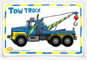 Good Glue Tow Truck Placemat