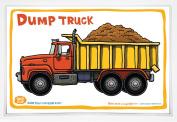 Good Glue Dump Truck Placemat