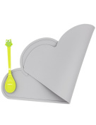 Baby Cloud Silicone Mat Non Slip And Washable Kids Placemat
