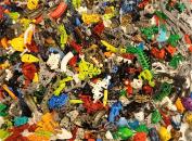 0.5kg LEGO Technic BIONICLE PIECES ~ BODY PARTS Weapons Masks ~ Random Lot EUC