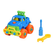 CocoMarket Activity Centres and Entertainers Disassembly Car Truck Design for children