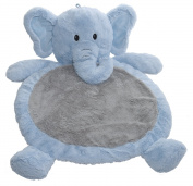 Mary Meyer Bestever Baby Mat - Blue Elephant