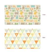 Parklon Play Mat Miffy House Playmat Baby Soft Mat Living Room Mat Rug Double Sided Design 250x140x1.5CM