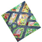 Jili Online Baby Early Learning Crawling Carpet Rug Floor Activity Game Play Mat Blanket Kid Developmental Play Fun Toy