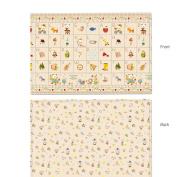 Parklon Play Mat Franike Friends Baby Playmat Baby Soft Mat Living Room Mat Rug Double Sided Design 210x140x1.5CM