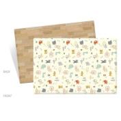 Parklon Play Mat Puppy Holic Baby Playmat Living Room Mat Rug Double Sided Design
