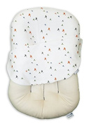 Snuggle Me Organic The Original Co-Sleeping Baby Bed, Infant Lounger, Portable Crib and Bassinet Mattress Pad for Newborn to 6 Months - SOAR