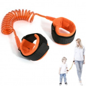 Bestgle Baby Anti Lost Safety Wrist Link Child Harness Strap Rope Leash Walking Hand Belt for Toddlers, Kids Walking Travelling