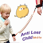 Anti Lost Child Leash Wrist Link Baby and Kids Harness For Safety Anti-lost Strap Stretchable Walking Hand Belt For Children Boys Girls