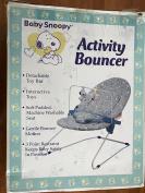 Peanuts Baby Snoopy Activity Bouncer
