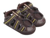 Baby Boys Girl's Summer PU Leather Anti-Slip Sandals Soft Sole Prewalker Infant Toddler Sandals
