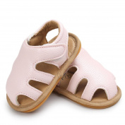Vovomay Baby Boys Sandals Shoe Casual Shoes Sneaker Anti-slip Soft Sole Toddler Walkers