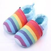 Dirance Baby Boys Girls Cotton Multicolor Anti-Slip Toddler Infant Soft Sole Shoes