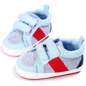 Besde Boys Baby Soft Sole Crib Wear-Resistant Soft Sandals Prewalker Casual Shoes