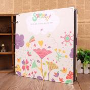 Photo Album 10 Pages Paper Big Albums Wedding Memory Gift Fotoalbum Baby Lovers Diy Scrapbook Birthday