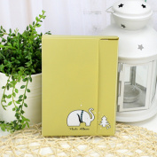 Yellow Photo Album Diy Kits Baby Creative Family Newborn Gifts Lovers Memory Picture Albums 40 Photos