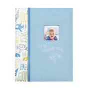 C.R. Gibson Baby Boy Memory Keepsake Book First 5 yrs - Adventure